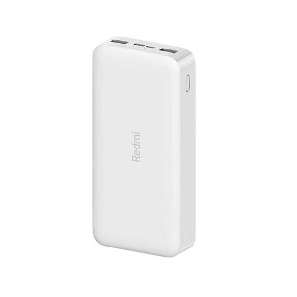 شارژر همراه شیائومی مدل Redmi PB200LZM Global ظرفیت 20000 میلی آمپر ساعت- Xiaomi Redmi Global PB200LZM 20000mAh Power Bank