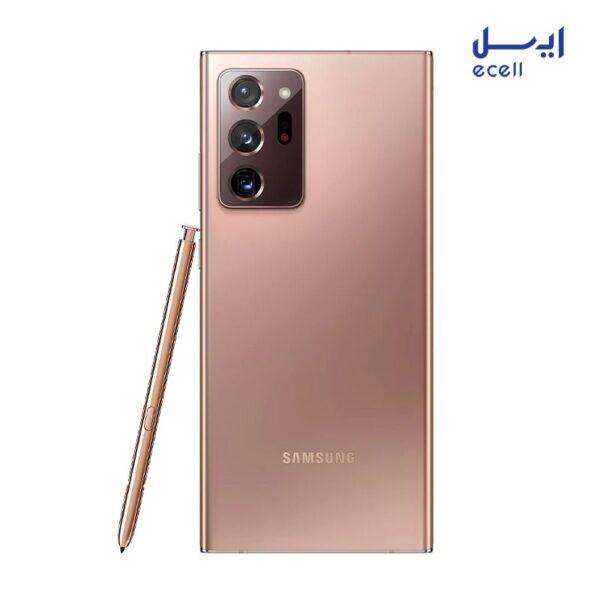 گوشی موبایل سامسونگ  Galaxy Note 20 Ultra 5G ظرفیت 256 -رم 12گیگابایت