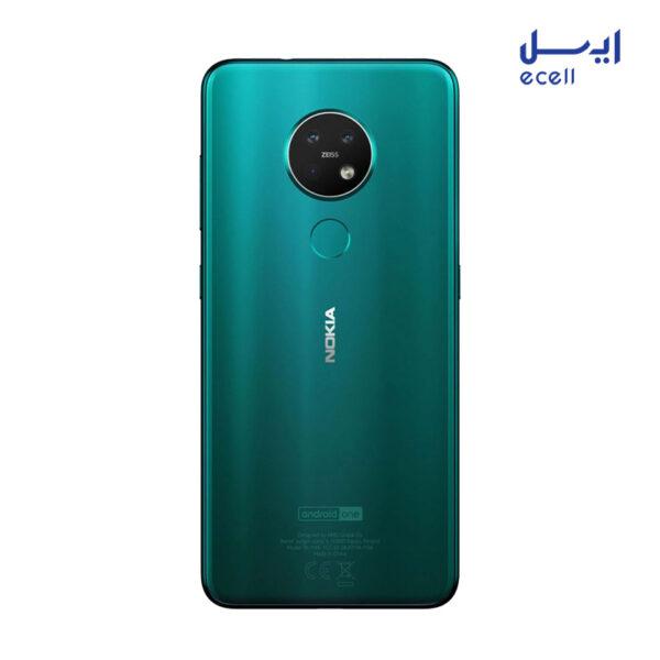 گوشی موبایل نوکیا 7.2 ظرفیت 64 گیگابایت - رم 6 گیگابایت