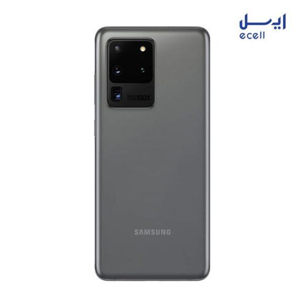 گوشی موبایل سامسونگ S20 Ultra 5G ظرفیت 128گیگابایت -  رم 12 گیگابایت