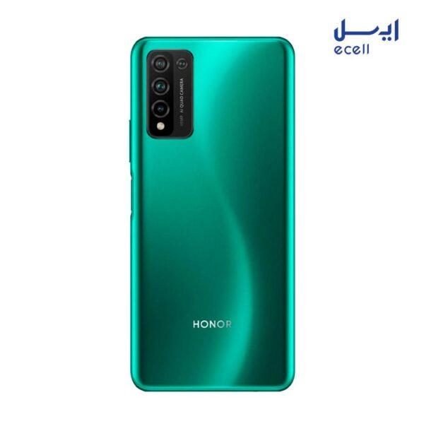 گوشی موبایل آنر Honor 10X lite ظرفیت 128 رم 4 گیگابایت