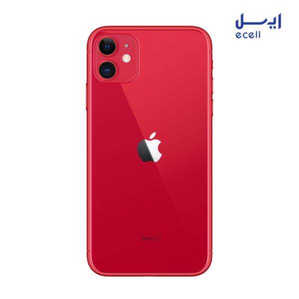 گوشی موبایل اپل مدل iPhone 11 ظرفیت 128 گیگابایت - رم 4 گیگابایت