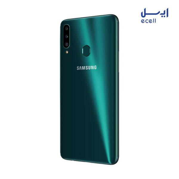 گوشی موبایل سامسونگ Galaxy A20s ظرفیت 64 گیگابایت - رم 4 گیگابایت