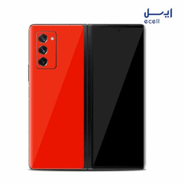 گوشی موبایل سامسونگ Z  Fold2  ظرفیت 512 گیگابایت -  رم  12 گیگابایت