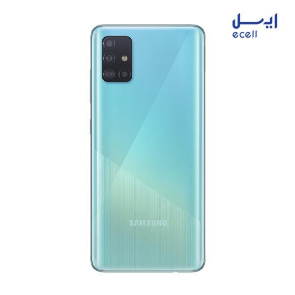 گوشی موبایل سامسونگ Galaxy A51 ظرفیت 128 گیگابایت - رم 6 گیگابایت