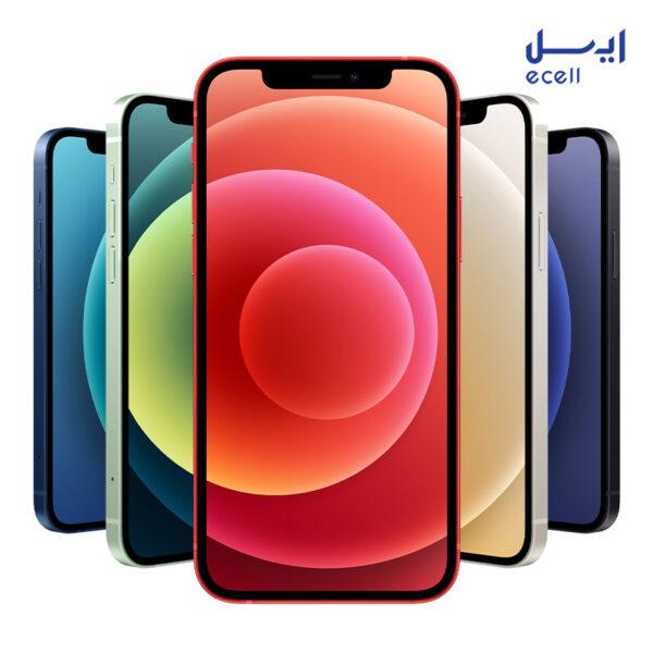 گوشی موبایل مدل اپل iPhone 12 ظرفیت 64 گیگابایت - رم 4 گیگابایت