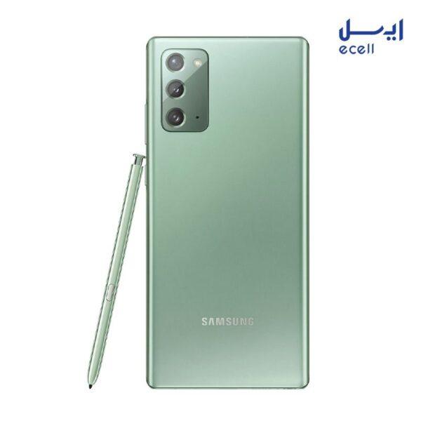 گوشی موبایل سامسونگ Galaxy Note20 ظرفیت 256 گیگابایت - رم 8 گیگابایت