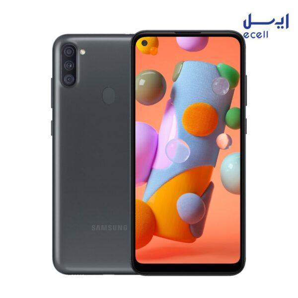 گوشی موبایل سامسونگ Galaxy A11 ظرفیت 32 گیگابایت - رم 2 گیگابایت