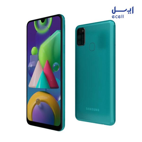 گوشی موبایل سامسونگ Galaxy M21 ظرفیت 64 گیگابایت - رم 4 گیگابایت