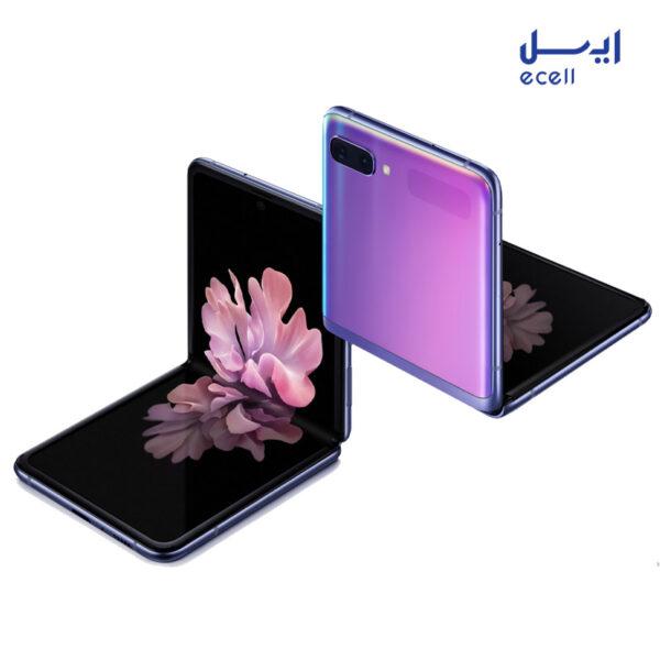 گوشی موبایل سامسونگ Galaxy Z Flip ظرفیت 256 گیگابایت - رم 8 گیگابایت