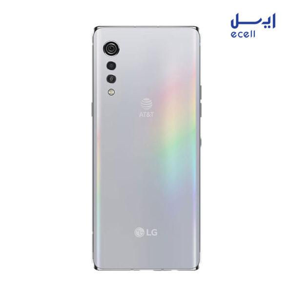 گوشی موبایل ال جی LG Velvet ظرفیت 128 گیگابایت - رم 6 گیگابایت