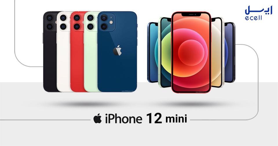 iPhone 12 Mini 64 GB | ایسل