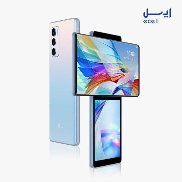 گوشی موبایل ال جی LG Wings 5G ظرفیت 256 گیگابایت - رم 8 گیگابایت