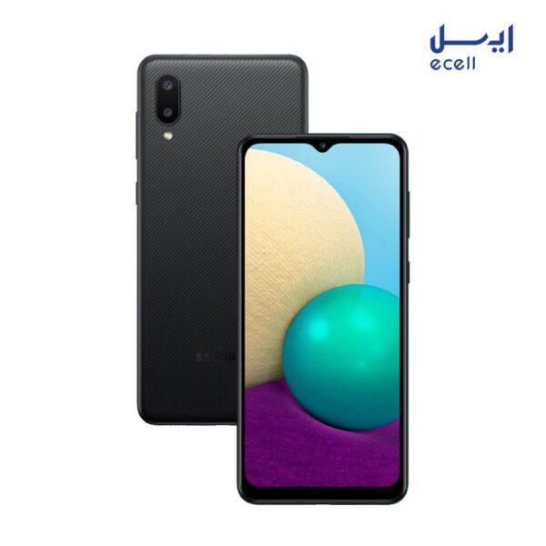 گوشی موبایل سامسونگ A02 ظرفیت 64 گیگابایت -  رم 3 گیگابایت
