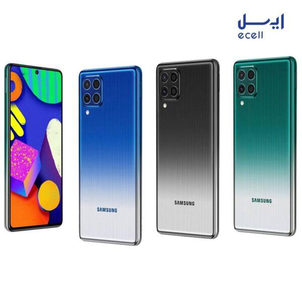 گوشی موبایل سامسونگ Galaxy M62 ظرفیت 128 گیگابایت - رم 8 گیگابایت