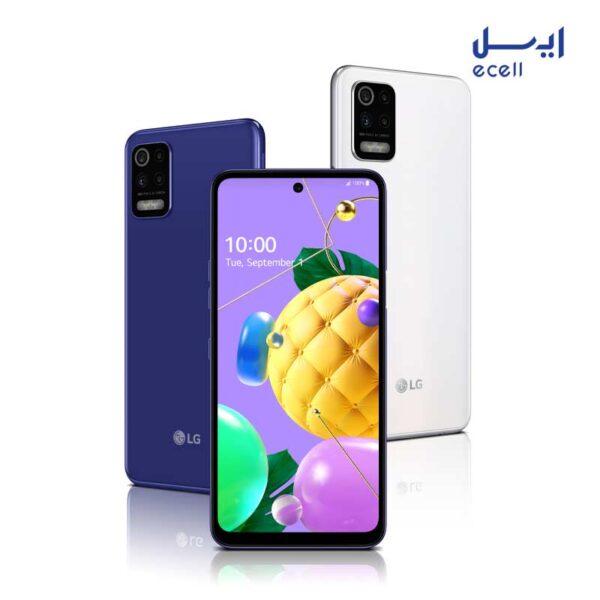 گوشی موبایل ال جی LG K52 ظرفیت 64 گیگابایت - رم 4 گیگابایت