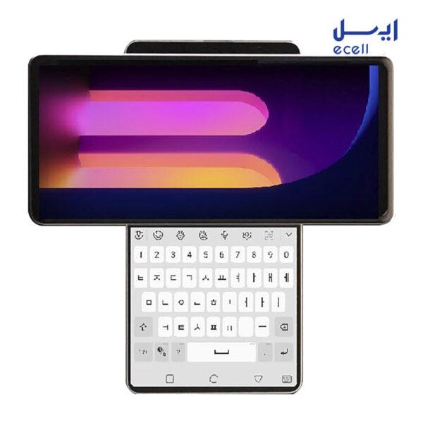 گوشی موبایل ال جی LG Wings 5G ظرفیت 128 گیگابایت - رم 8 گیگابایت