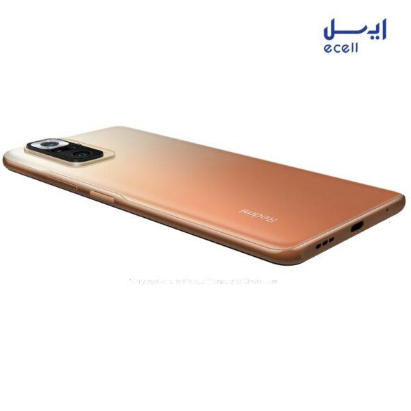 گوشی موبایل شیائومی redmi note 10 pro max  ظرفیت 128 گیگابایت -  رم 6 گیگابایت