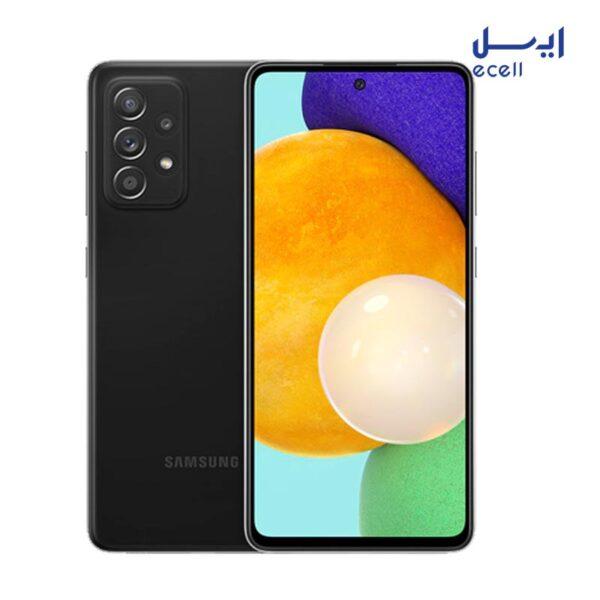 گوشی موبایل سامسونگ Galaxy A52 4G ظرفیت 256 گیگابایت - رم 8 گیگابایت