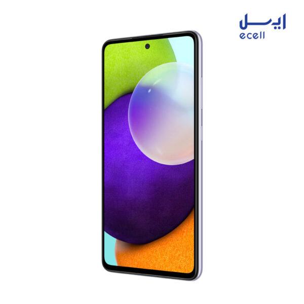 گوشی موبایل سامسونگ Galaxy A52 4G ظرفیت 128 گیگابایت - رم 8 گیگابایت