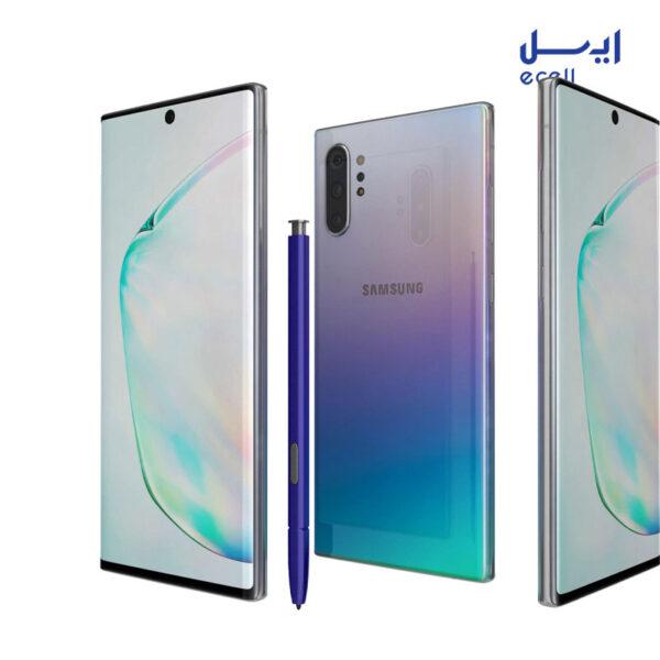 گوشی موبایل سامسونگ  Galaxy Note 10 plus ظرفیت 256 -رم 12گیگابایت
