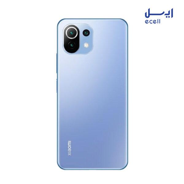 گوشی موبایل شیائومی Mi 11 Lite 4G ظرفیت 128 گیگابایت - رم 8 گیگابایت