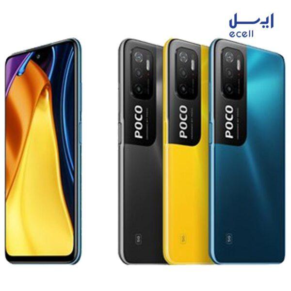 گوشی موبایل شیائومی Poco M3 pro 5G ظرفیت 128 گیگابایت - رم 6 گیگابایت