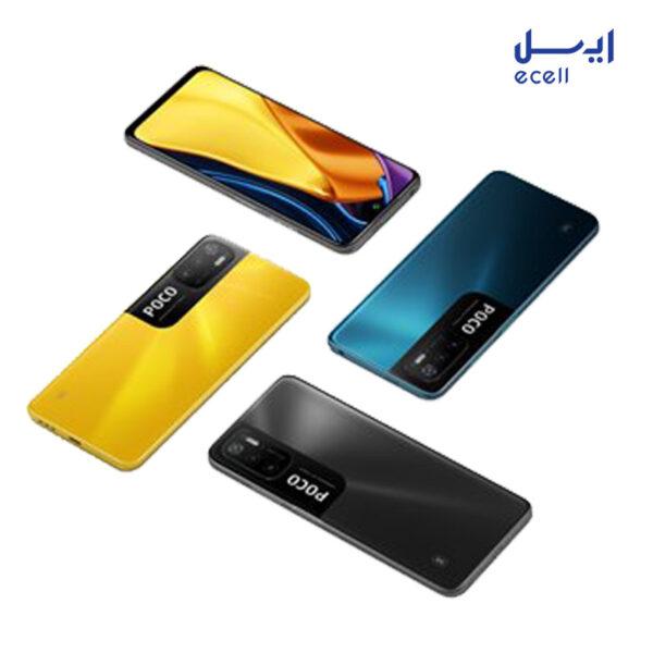 گوشی موبایل شیائومی Poco M3 pro 5G ظرفیت 64 گیگابایت - رم 4 گیگابایت