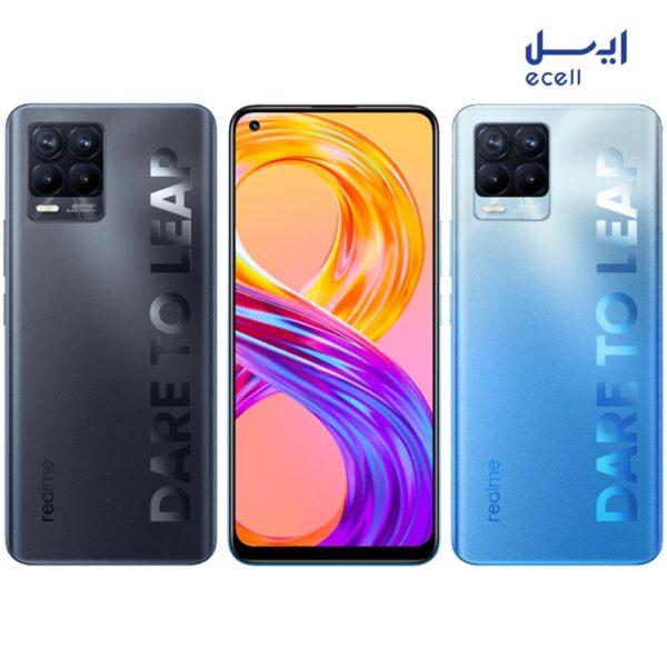 گوشی موبایل ریلمی Realme 8 Pro ظرفیت 128 گیگابایت - رم 6 گیگابایت