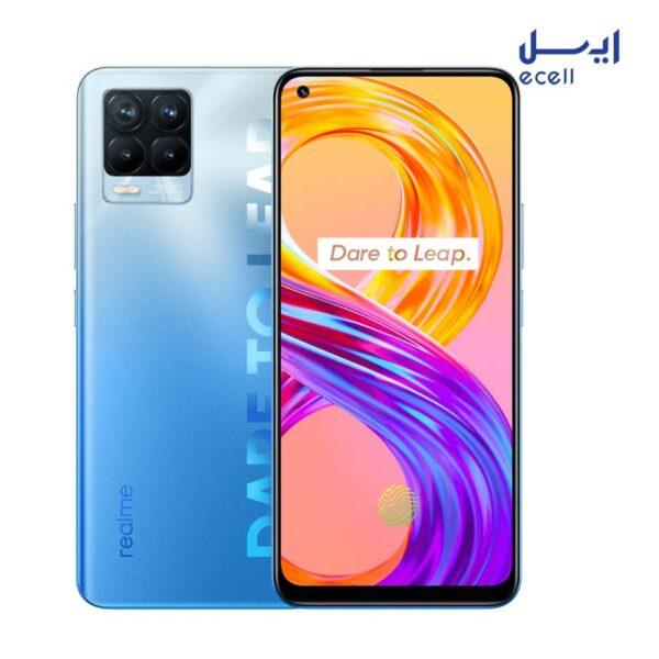 گوشی موبایل ریلمی Realme 8 Pro ظرفیت 128 گیگابایت - رم 8 گیگابایت