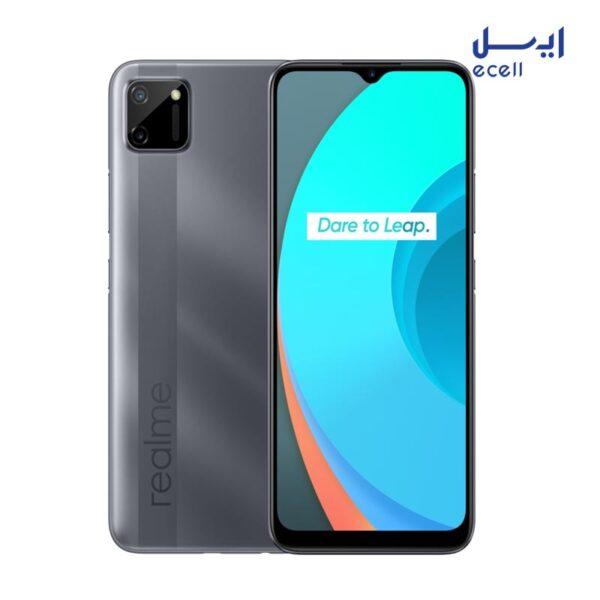 گوشی موبایل Realme C11  ظرفیت 32 گیگابایت -  رم 2 گیگابایت