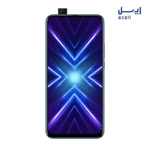 گوشی موبایل Honor 9x ظرفیت 128 گیگابایت رم 6