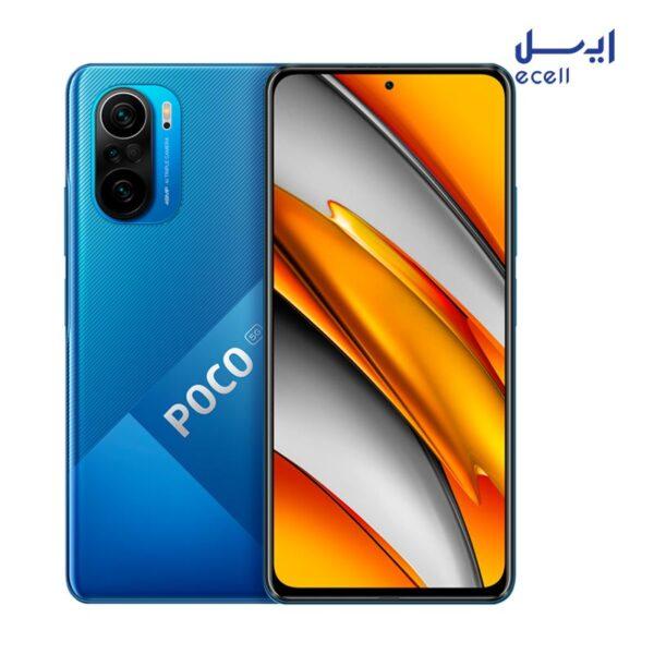 گوشی موبایل شیائومی Poco F3 ظرفیت 256 گیگابایت - رم 8 گیگابایت