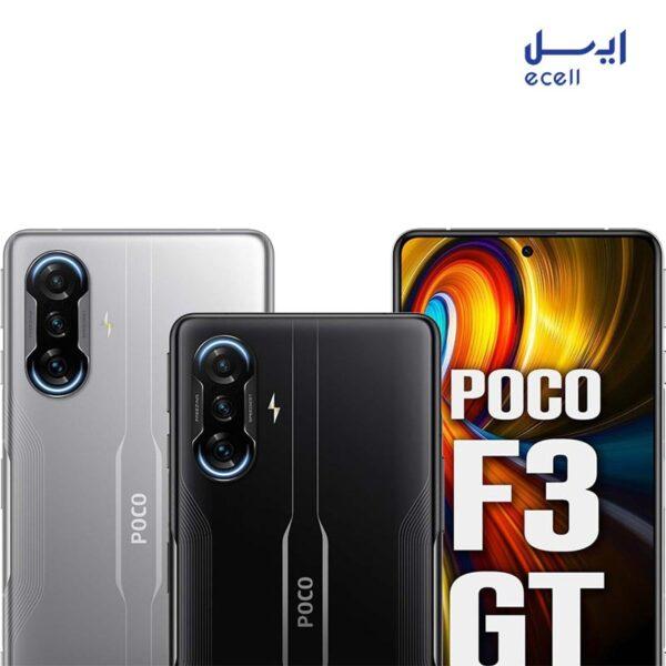 گوشی موبایل شیائومی Poco F3 GT ظرفیت 128 گیگابایت - رم 6 گیگابایت