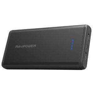 شارژر همراه راو پاور مدل RP-PB006 ظرفیت 20000 میلی آمپر ساعت