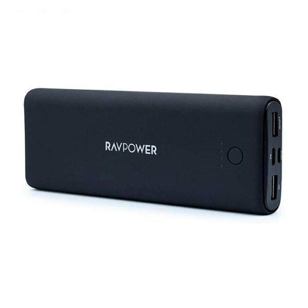شارژر همراه راوپاور مدل RP-PB191 ظرفیت 20100 میلی آمپر ساعت