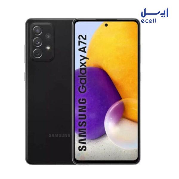 گوشی موبایل سامسونگ Galaxy A72 4G ظرفیت 128 گیگابایت - رم 8 گیگابایت