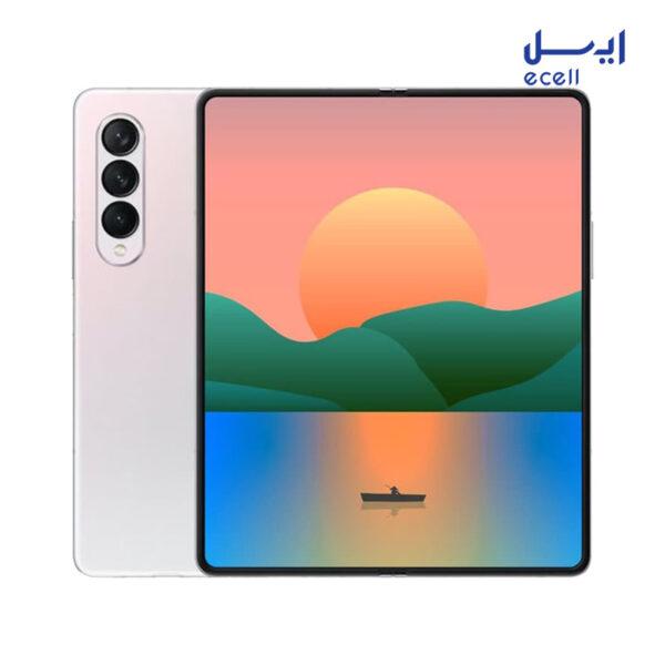 گوشی موبایل سامسونگ Z Fold 3 ظرفیت 512 گیگابایت -  رم  12 گیگابایت