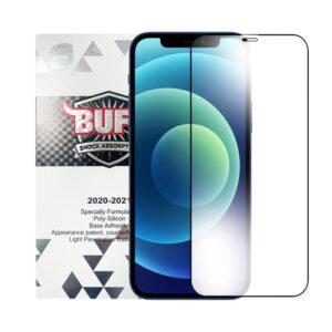 محافظ صفحه نمایش Full nano بوف مناسب برای گوشی موبایل آیفون 12pro