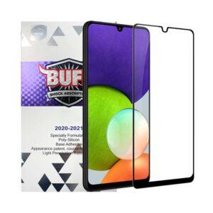 محافظ صفحه نمایش 5D بوف مناسب برای گوشی سامسونگ Samsung Galaxy A22 4G