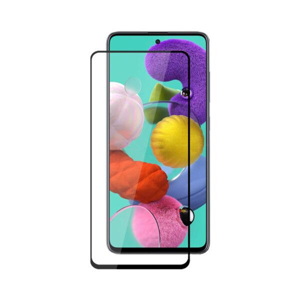 محافظ صفحه نمایش سرامیکی مناسب برای گوشی سامسونگ Galaxy A51
