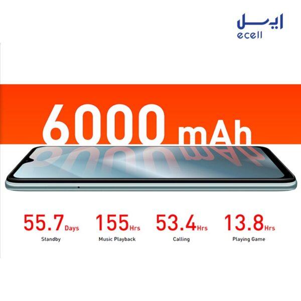 گوشی موبایل اینفینیکس INFINIX HOT 10 PLAY ظرفیت 32 گیگابایت -  رم 2 گیگابایت