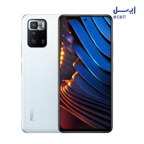 گوشی موبایل شیائومی Poco X3 GT 5G ظرفیت 256 گیگابایت - رم 8 گیگابایت